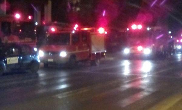 Πυρκαγιά σε ναυτιλιακή εταιρεία στη Βούλα τα ξημερώματα