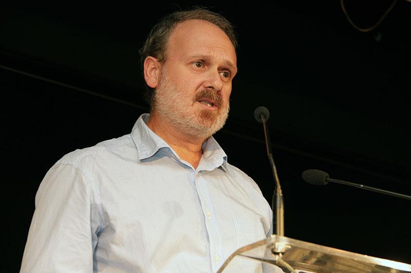 Θάνος Ματόπουλος: Για ένα δήμο αλληλεγγύης