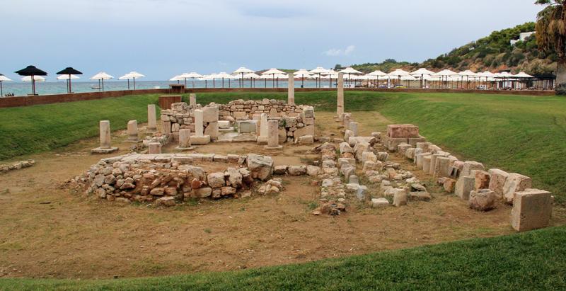 ΚΑΣ: Χωριστή είσοδος και περίφραξη για τον ναό του Απόλλωνα στο Καβούρι