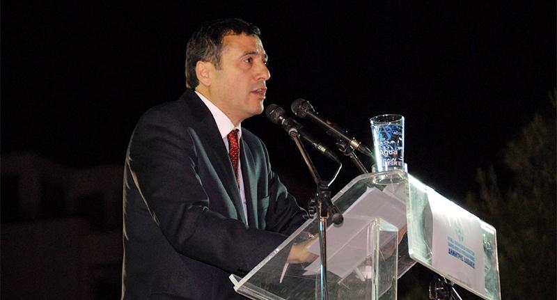 Δημήτρης Δαβάκης ο αντιπρόεδρος της Οικονομικής Επιτροπής