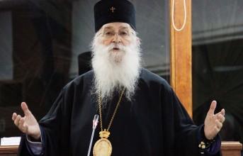 Το μήνυμα του Μητροπολίτη Παύλου για την Κοίμηση της Θεοτόκου