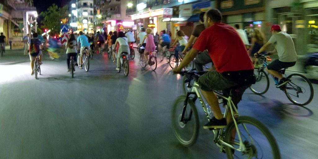 Ποδηλατικός γύρος στα 3Β την Κυριακή