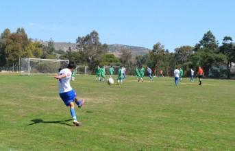 Νεανικό χρώμα η ομάδα ποδοσφαίρου του ΑΟΒ