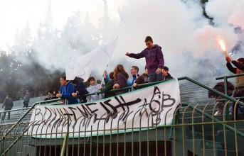Ποδοσφαιριστές του Κυανού Αστέρα στον ΑΟΒ