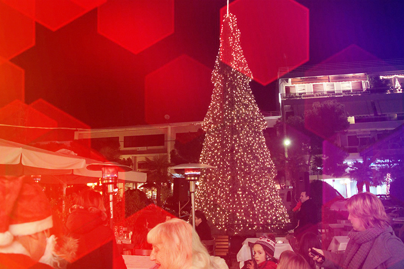 Χριστούγεννα εκδηλώσεων σε Βάρη Βούλα Βουλιαγμένη