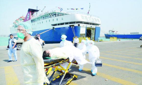 Μέτρα για τον Έμπολα στο λιμάνι