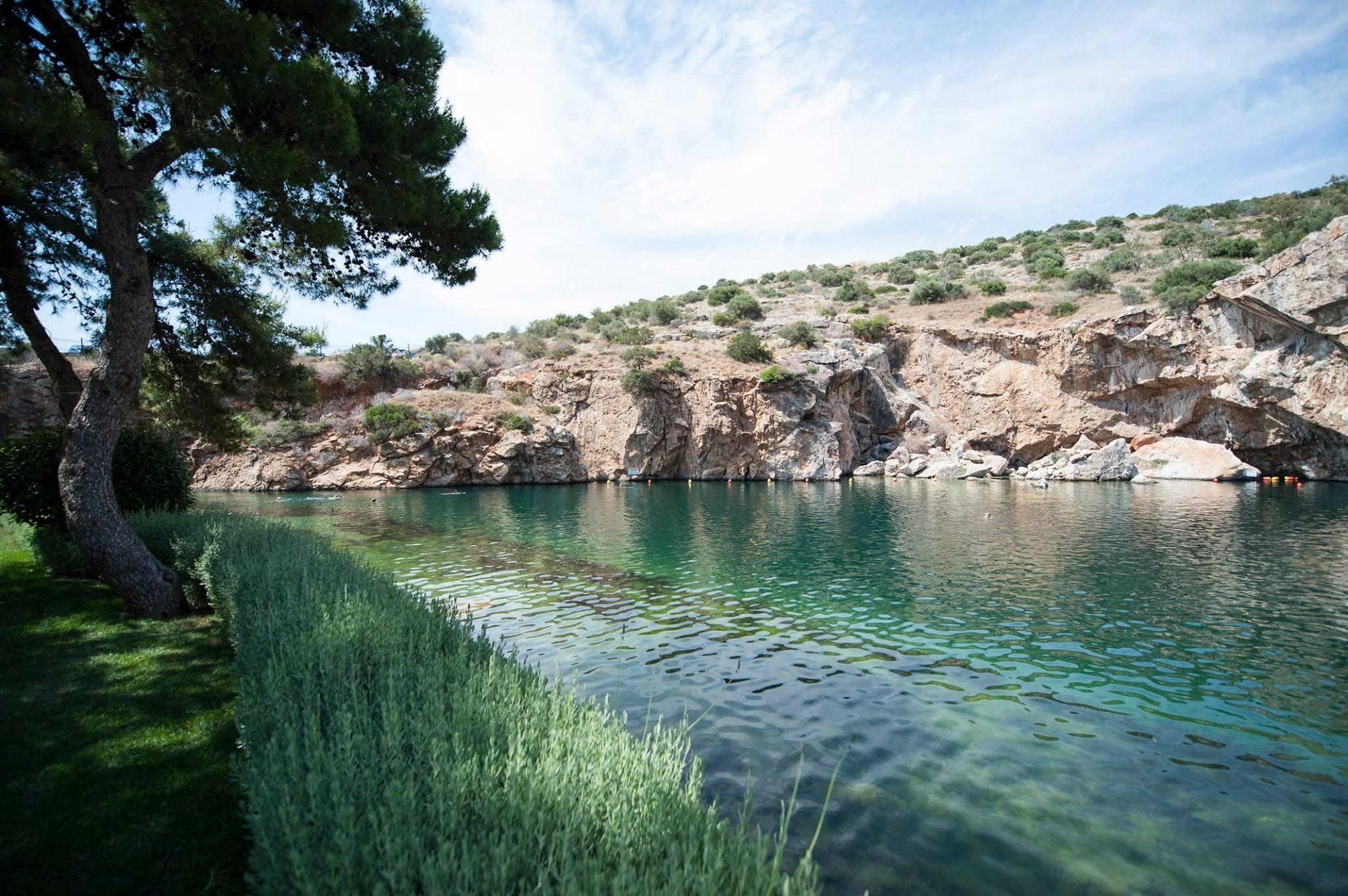 Λίμνη Βουλιαγμένης: 800 τμ αυθαιρέτων τακτοποιήθηκαν παρανόμως