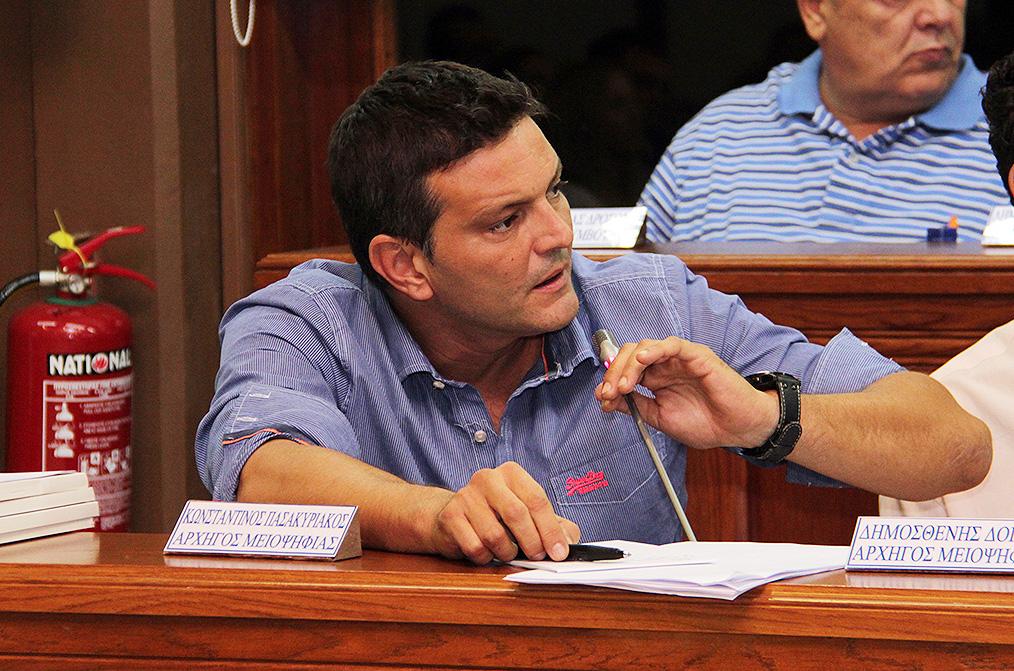 Πασακυριάκος: Υπήρχε καλύτερη λύση για το 6ο Νηπιαγωγείο
