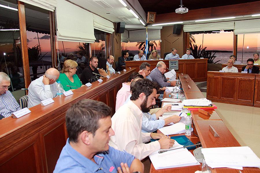 Η απόφαση του Δημοτικού Συμβουλίου για την Υδρούσα