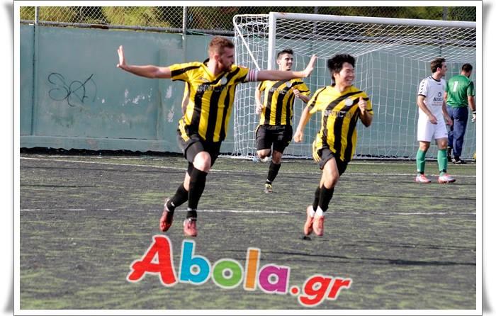 Ασυγκράτητος ο Άρης Βούλας νίκησε με 4-1 το Καπανδρίτι