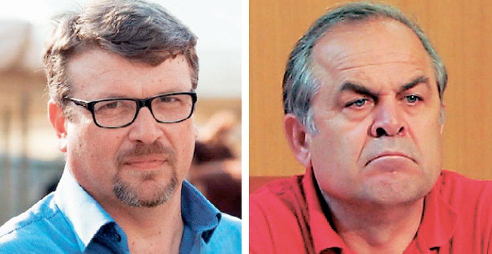 Μονομαχία κάτω από τον κόκκινο ήλιο της Καισαριανής: ΣΥΡΙΖΑ εναντίον ΚΚΕ