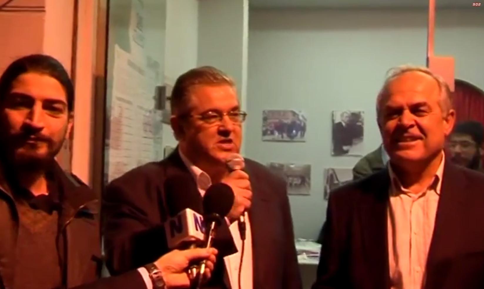 Στο ΚΚΕ ο δήμος Καισαριανής, επικράτησε του υποψηφίου του ΣΥΡΙΖΑ (βίντεο)