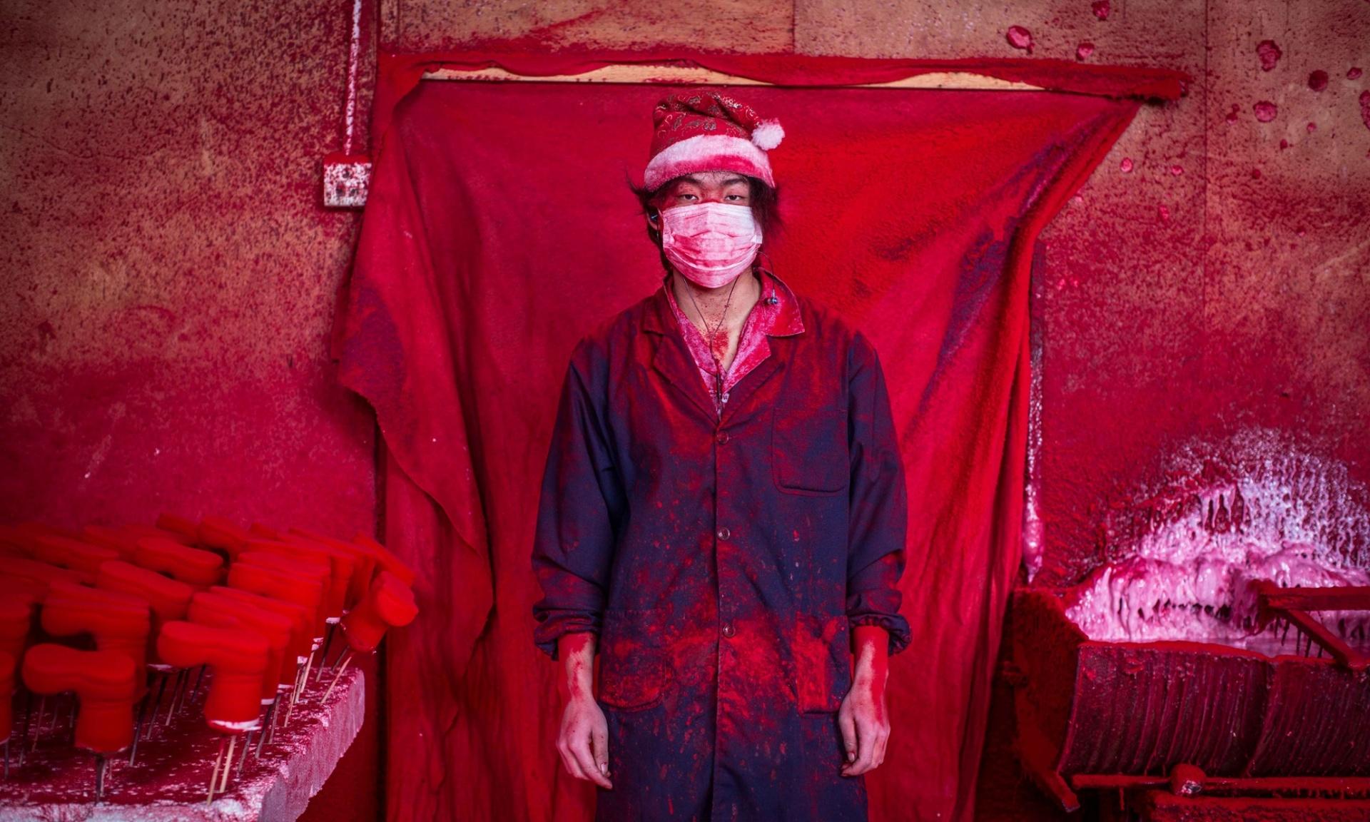 Το χωριό του Αϊ-Βασίλη βρίσκεται στην Κίνα