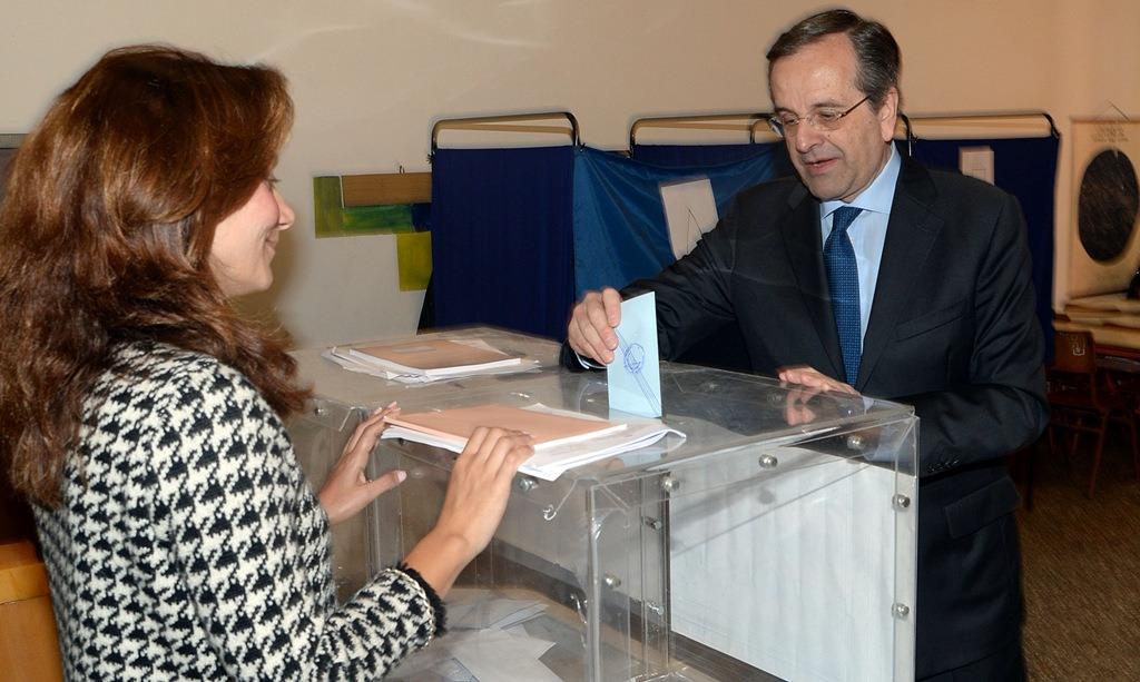Αντώνης Σαμαράς: «Οι αναποφάσιστοι θα κρίνουν τις εκλογές, είμαι αισιόδοξος»
