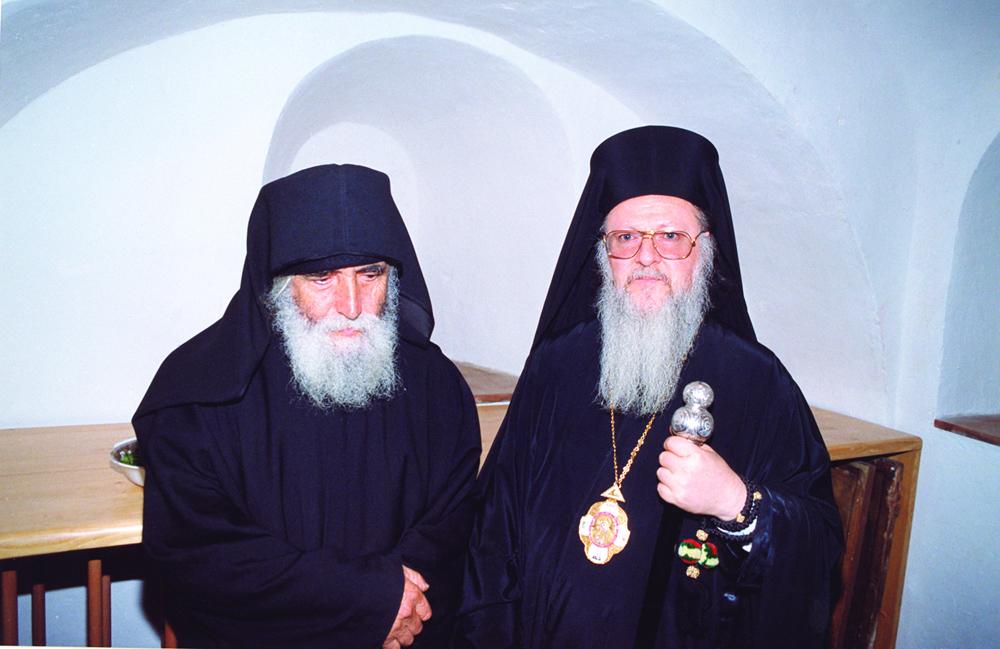 Άγιος ο Παΐσιος με απόφαση του Οικουμενικού Πατριαρχείου