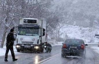 Έτοιμη για το χιονιά η Περιφέρεια Αττικής
