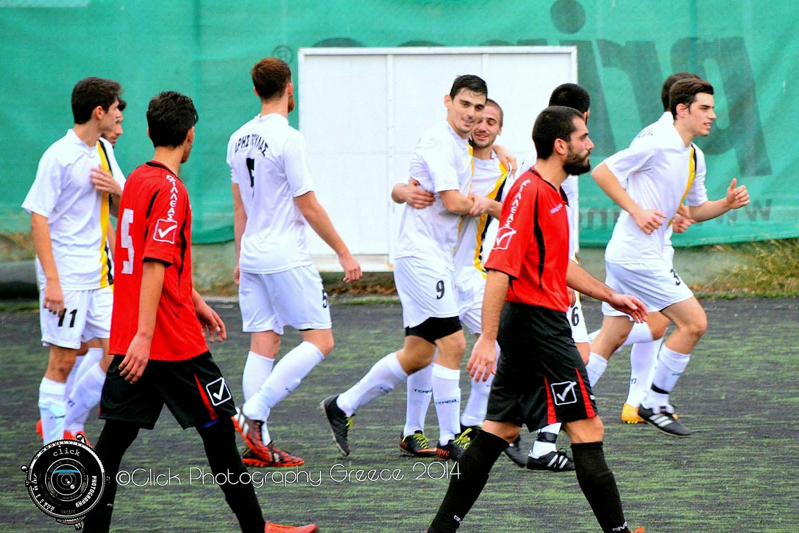 1-0 κέρδισε ο Άρης Βούλας τον Διόνυσο