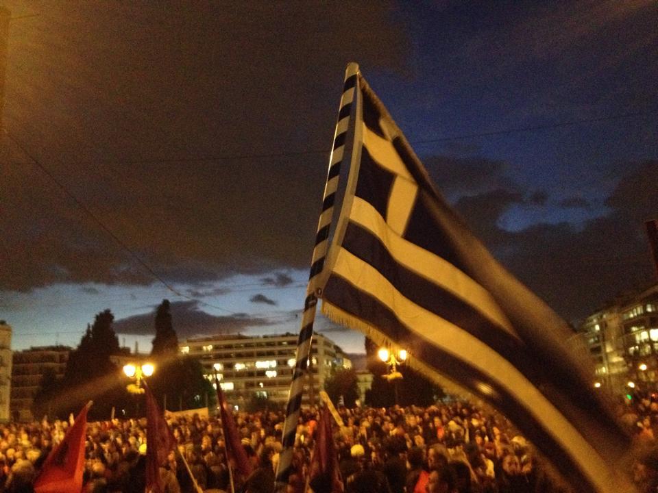 Στις πλατείες την Κυριακή για την Ελλάδα