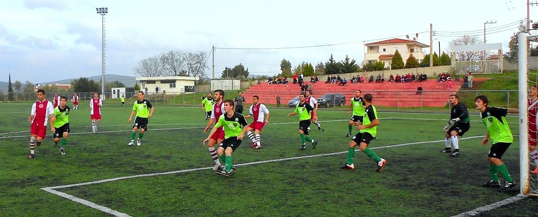 Εντυπωσίασε ο Φοίβος Βάρης με 3 γκολ στο Συκάμινο