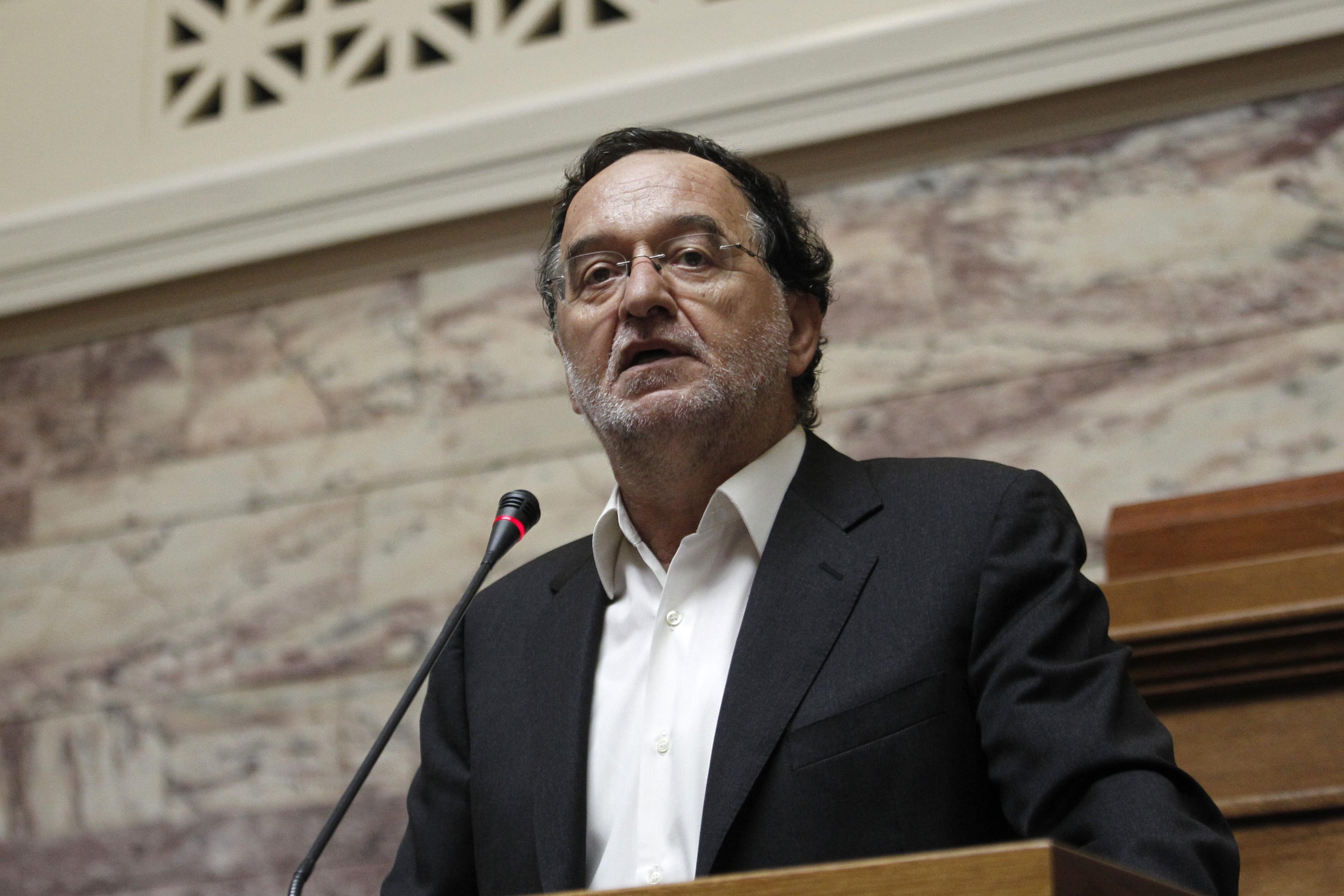 Κόντρα Λαφαζάνη - Lamda για το Ελληνικό