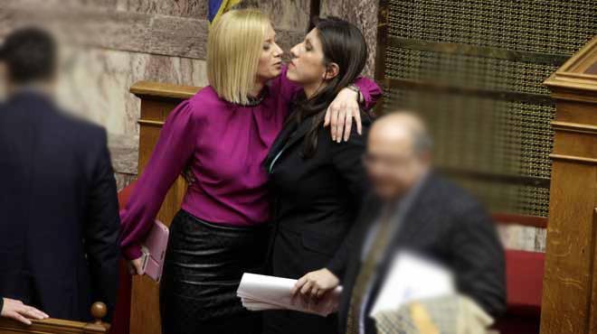Με ρεκόρ ψήφων η Ζωή Κωνσταντοπούλου πρόεδρος της Βουλής