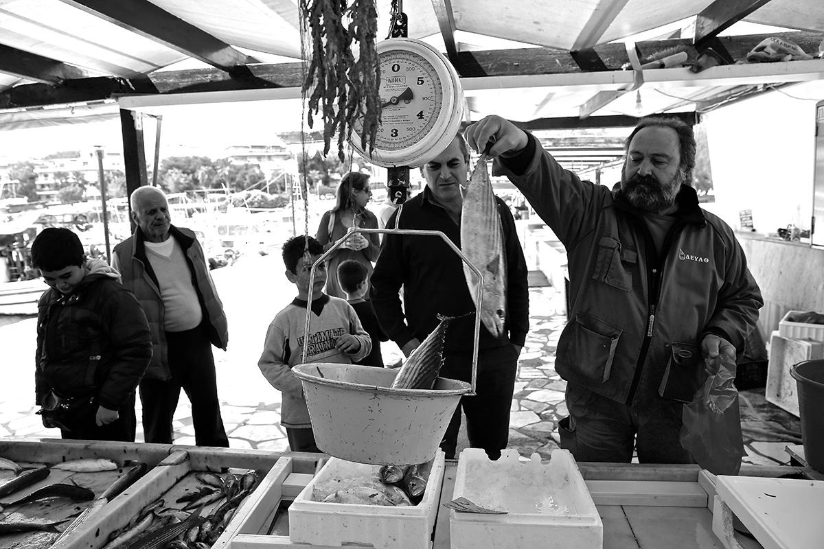Βάρκιζα: Έβαλαν πρόστιμο σε ...πεθαμένο ψαρά