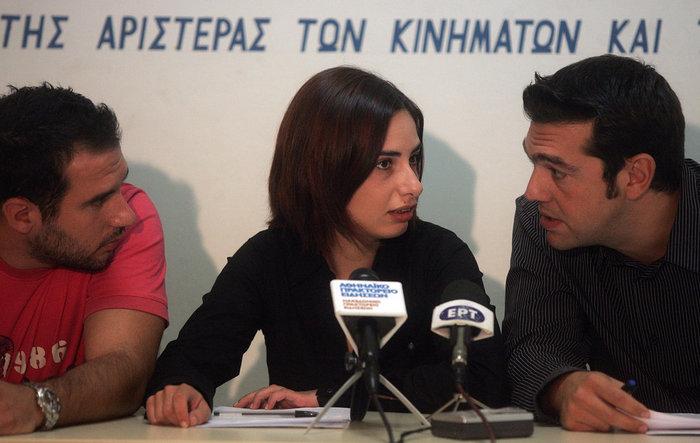 H νέα γοητευτική εκπρόσωπος του ΣΥΡΙΖΑ