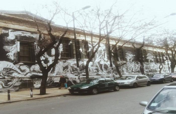 Παρέμβαση εισαγγελέα για το γκράφιτι στο Πολυτεχνείο