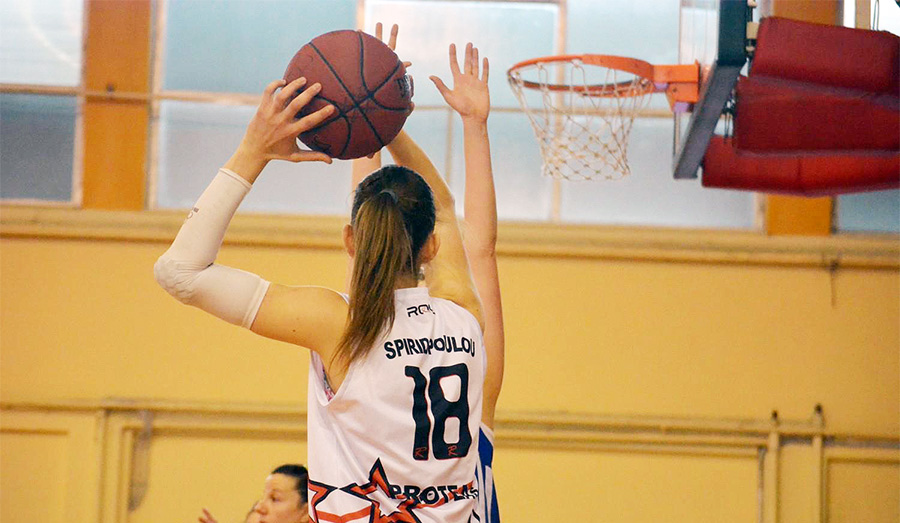 Κύπελλο Γυναικών στο Ελληνικό, τρίτος ο Πρωτέας Βούλας