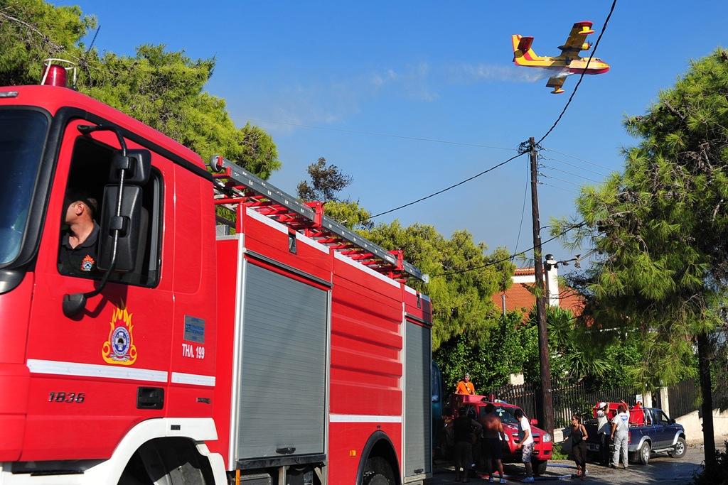 16,8 εκατ. ευρώ σε Δήμους για την κάλυψη δράσεων πυροπροστασίας