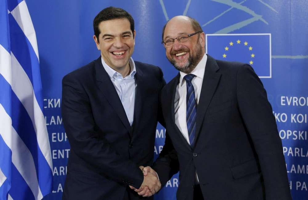 Σουλτς: Συμφωνία με Ελλάδα εντός της βδομάδας