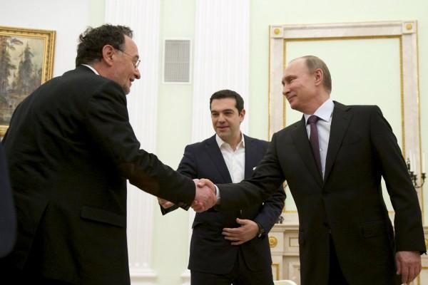 Άνοιξη στις ελληνορωσικές σχέσεις: Από τη Ρωσία με αγάπη! (βίντεο)