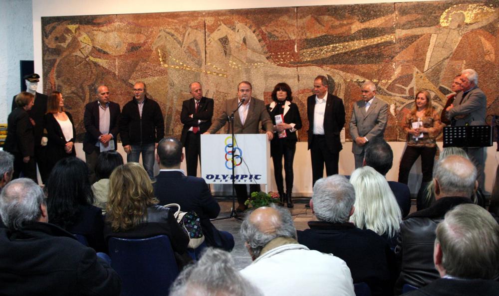 Η αυτοδιοίκηση προωθεί το Μουσείο Πολιτικής Αεροπορίας