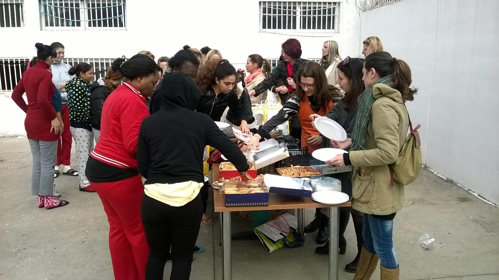 Καταγγέλλουν τις συνθήκες κράτησης γυναικών οι «αλληλέγγυοι κρατουμένων στα Νότια»