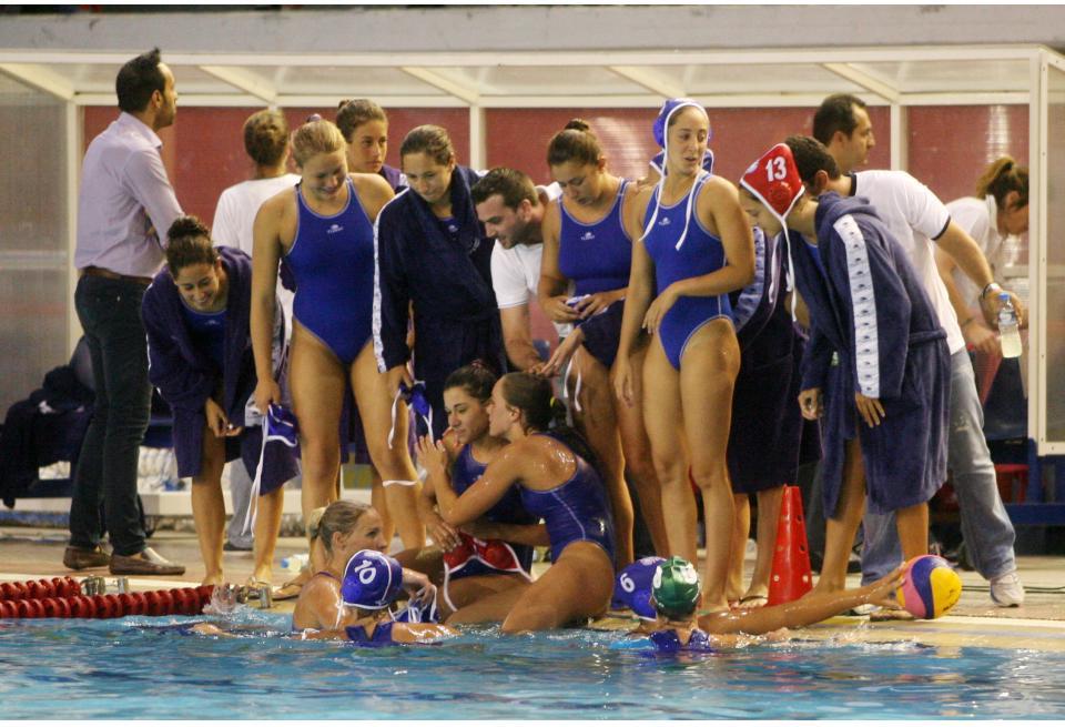 Πόλο: Οριστικά ο τίτλος στις γυναίκες του Ολυμπιακού