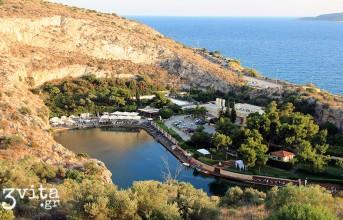 Λίμνη Βουλιαγμένης: Μνημείο της φύσης ή χώρος εκδηλώσεων;