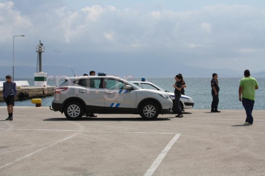 Βουτιά θανάτου στο λιμάνι της Ραφήνας