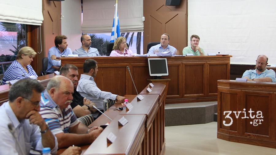 Το Δημοτικό Συμβούλιο 3Β συζητά για την Υδρούσα