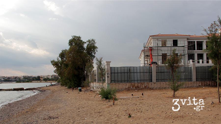 Αγανάκτηση στο Καβούρι για τη ...βίλα Αμαρτία