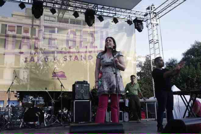 Χαιρετισμός της προέδρου της Βουλής των Ελλήνων στο Athens Pride (βίντεο)
