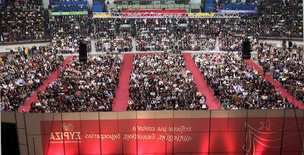 Έκκληση της πλειοψηφίας της Κ.Ε ΣΥΡΙΖΑ κατά της συμφωνίας