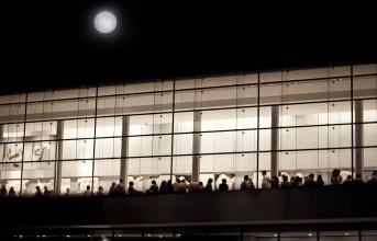 Πανσέληνος με τάνγκο στο Μουσείο Ακρόπολης