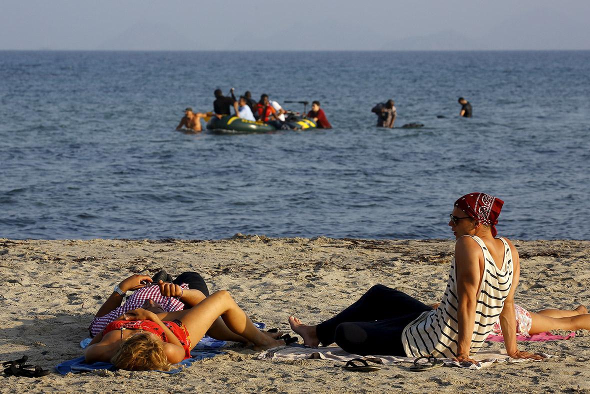ΟΗΕ: Πάνω από 160.000 οι πρόσφυγες που πέρασαν στην Ελλάδα φέτος