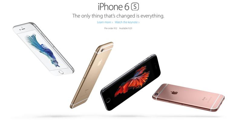 Έρχεται τον Οκτώβρη στην Ελλάδα το νέο iphone 6s!