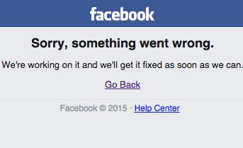 Εκτός λειτουργίας το Facebook, εκτός εαυτού οι Έλληνες χρήστες