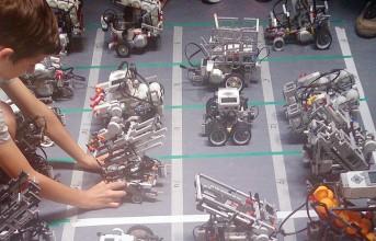 Δημιουργήστε το ρομπότ σας και διαγωνιστείτε στη Βάρη