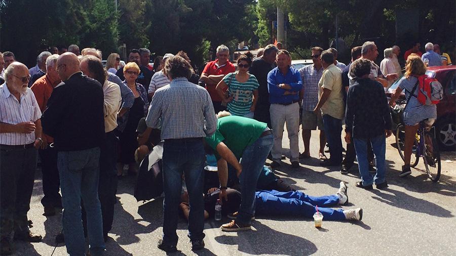 Απετράπησαν κατεδαφίσεις κτιρίων στη Ραφήνα