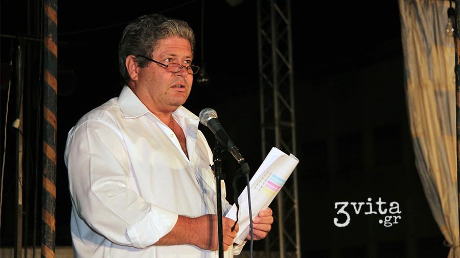 Δημοσθένης Βαμβασάκης: Ο ΣΑΑΚ Βούλας ζει και συνεχίζει (video)