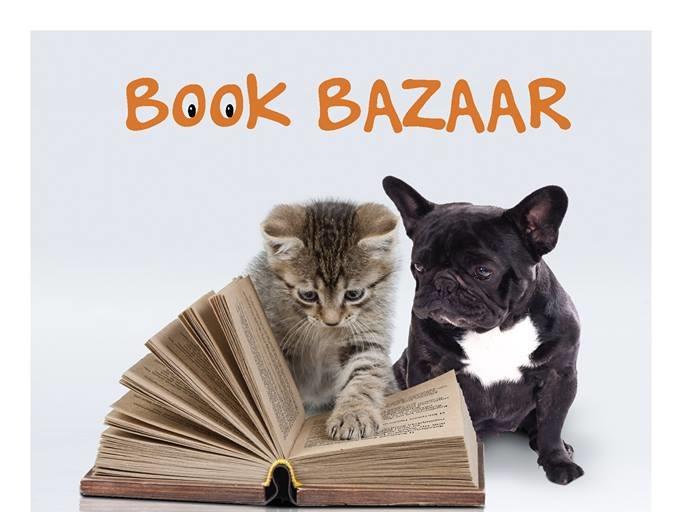 Βοηθήστε τα αδέσποτα αγοράζοντας ένα βιβλίο