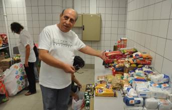 Βοήθεια στους πρόσφυγες οργανώνουν οι εργαζόμενοι του Ασκληπιείου